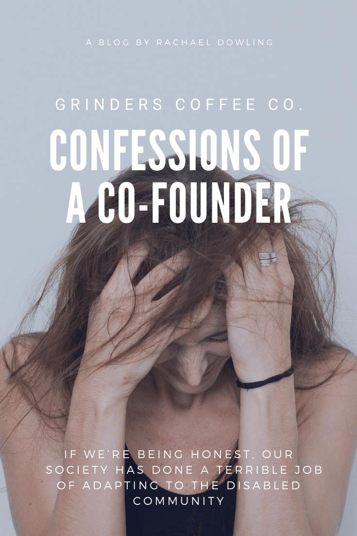 Confessions Of A Co-Founder