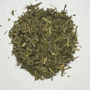 Sencha Lemon Tea